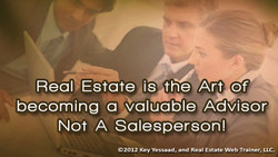 Real Estate is the Art of 