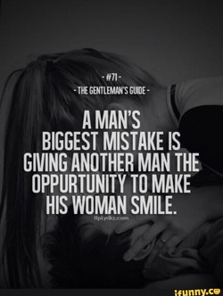 A MAN'S 