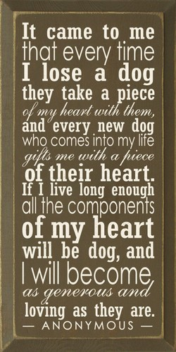 It came to me 