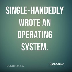 SINGLE-HANDEDLY 