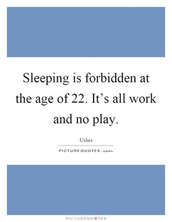Sleeping is forbidden at 