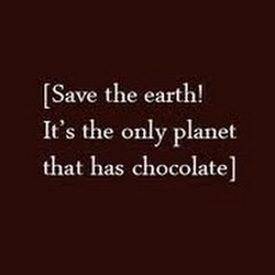 [Save the earth! 