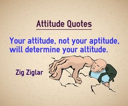 Attitude Quotes 