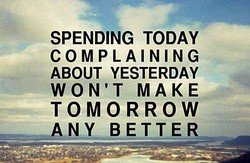 SPENDING TODAY 