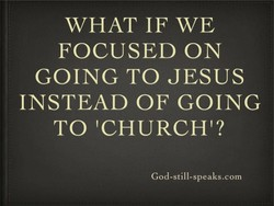 WHAT IF WE 