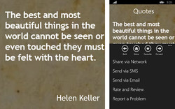 The best and most 
