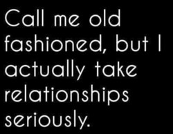 Call me old 