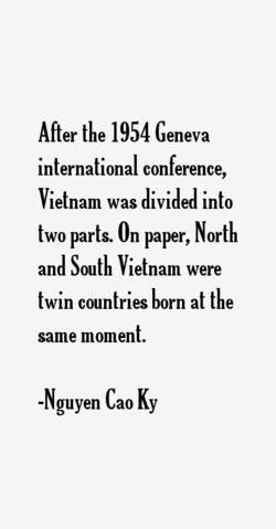 After the 1954 Geneva 