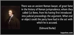 There was an ancient Roman lawyer, of great fame 