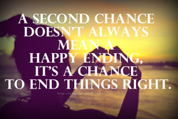 EA*SECOND CHANCE 
