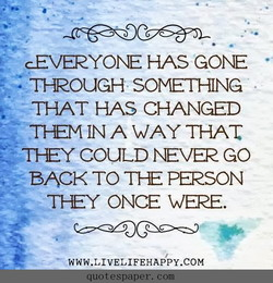 EVERYONE HAS GONE 