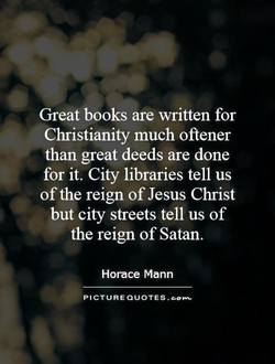 Great books are written for 