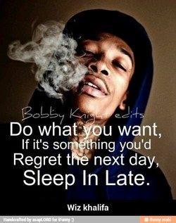 Do what: u want, 