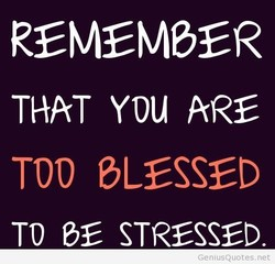 THAT YOU ARE 