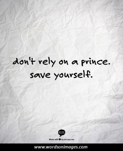 rely Oh prince. 