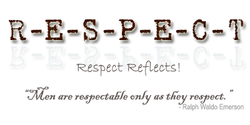Respect Reflects !