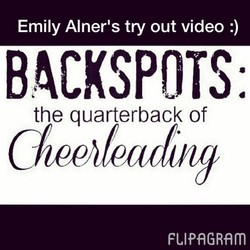 Emily Alnerls try out video :) 