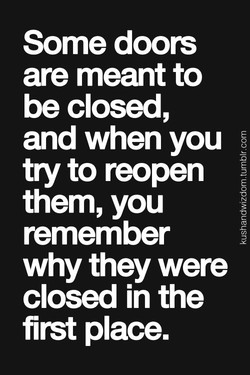 Some doors 