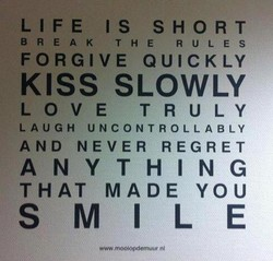 FORGIVE QUICKLY 