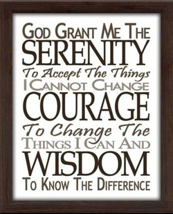 GOD GRANT THE 