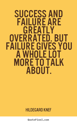 SUCCESS AND 