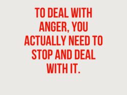 TO DEAL WITH 