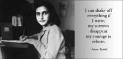 I can shake off 