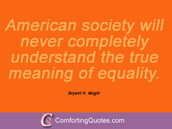 American society will 