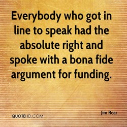 Everybody who got in 