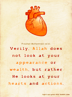 prophet Muhammad said; 