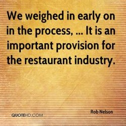 We weighed in early on 