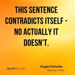 THIS SENTENCE 