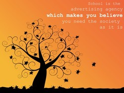 School is the 