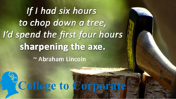 If/ had six hours 