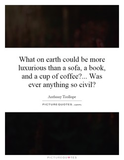 What on earth could be more 