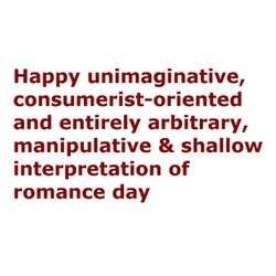 Happy unimaginative, 