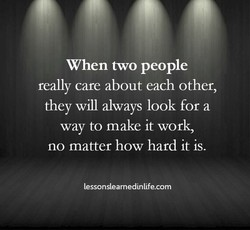When two people 