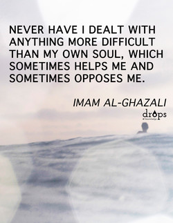 NEVER HAVE I DEALT WITH 