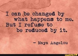 can Cbe changed by 