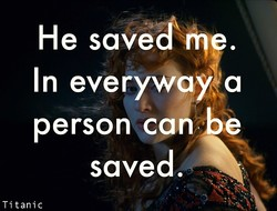 He save 