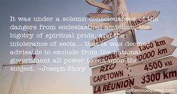 It was under a solemn Onscious 