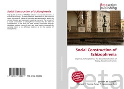 Social Construction of Schizophrenia 