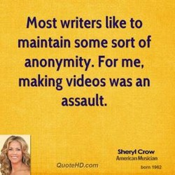 Most writers like to 