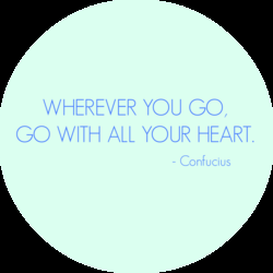 WHEREVER YOU CO 