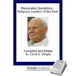 Memorable Quotaticms: 