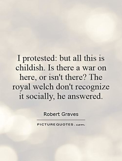 I protested: but all this is 