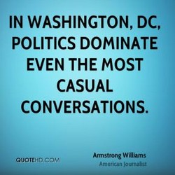 IN WASHINGTON, DC, 