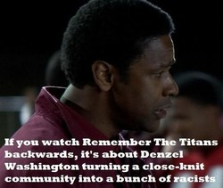 If you watch The Titans 