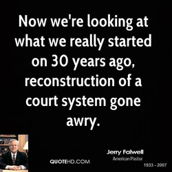 Now we're looking at 