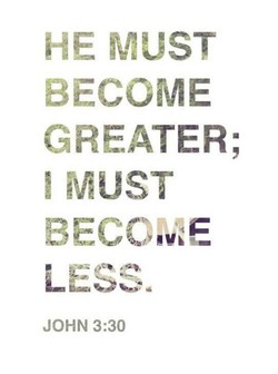 HE MUST 